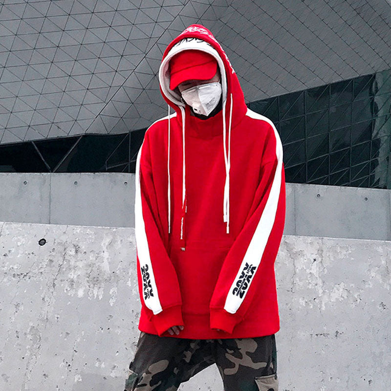 20XX white label hoodie