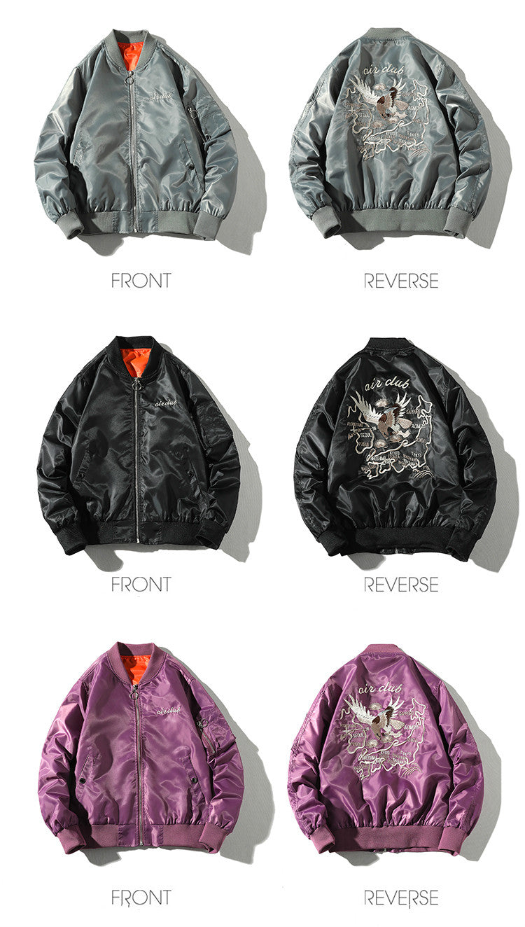 Korea X Japan eagle bomber