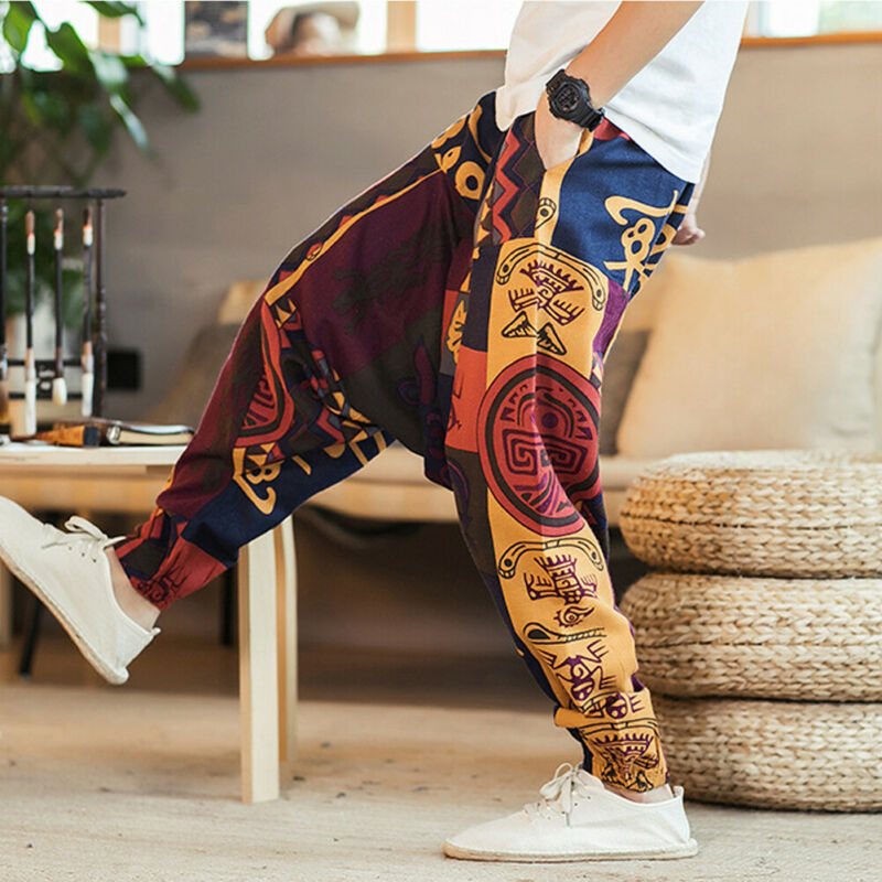 """Magical"" harem pants"