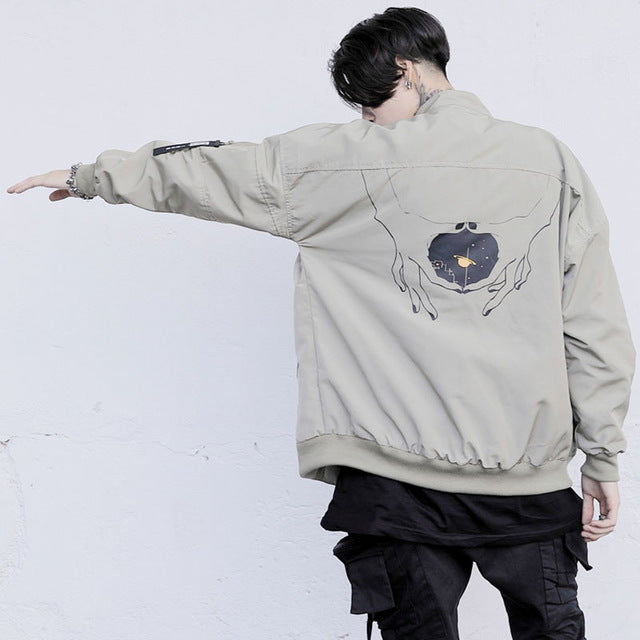 Universe in your hands jacket