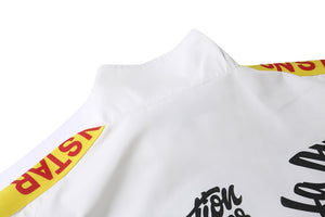 Urban label track jacket