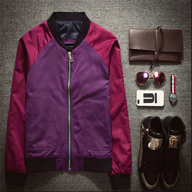 Urban casual sports jacket