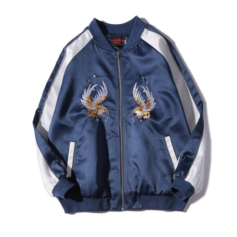 Double falcon sukajan jacket