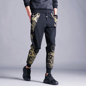 Golden faith sweatpants