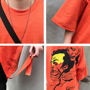 Scar slasher T-shirt