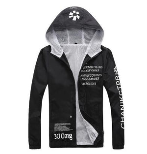 300mg windbreaker jacket