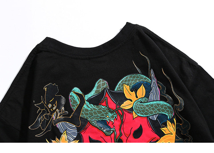 Serpent oni T-shirt