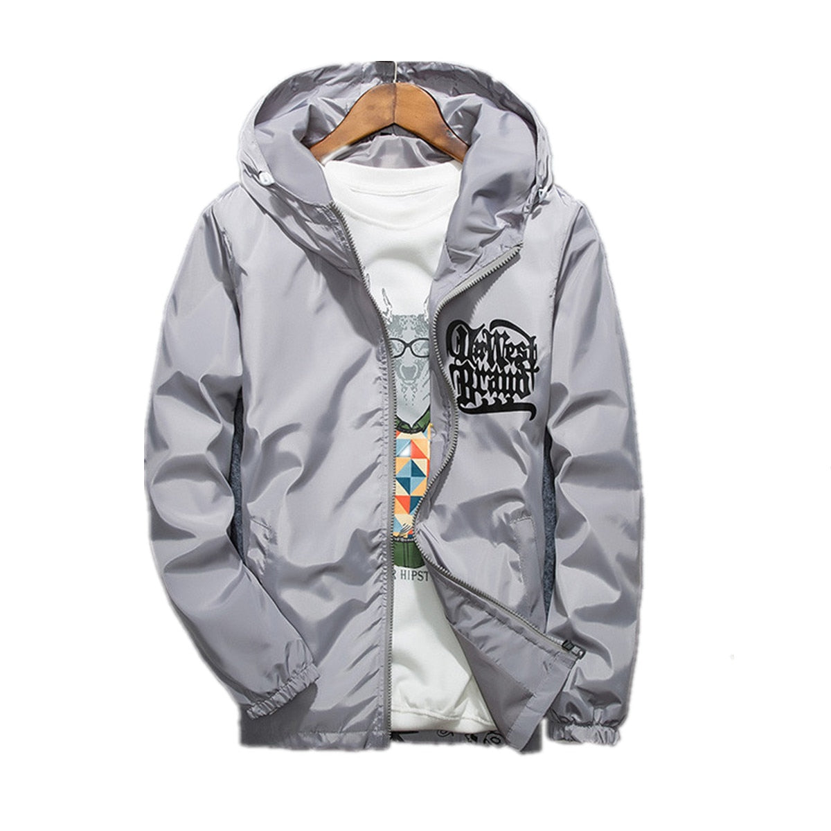 Be free windbreaker jacket