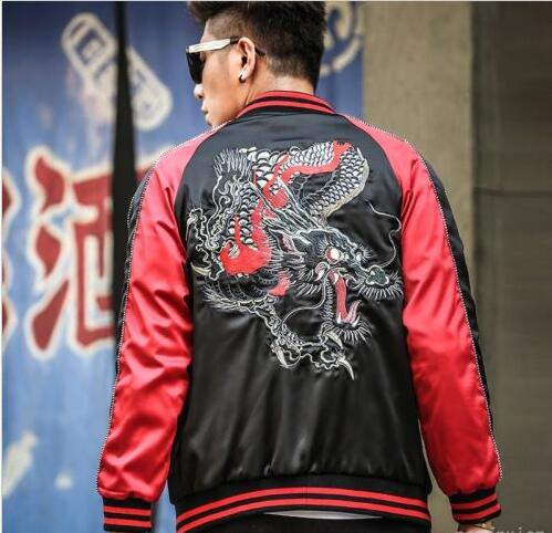Golden claw sukajan jacket