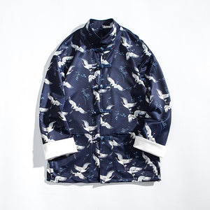 Flying crane Tang jacket