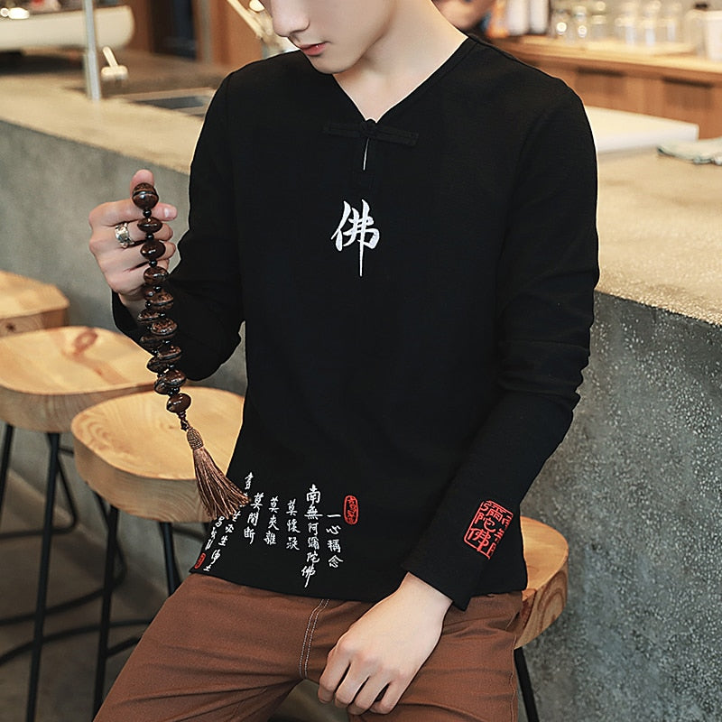 Long sleeve Tang shirt