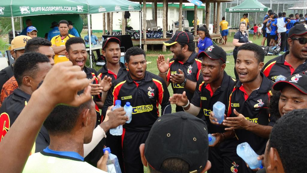 PNG U19 Slotted in Group B with powerhouse cricketing nations for World Cup