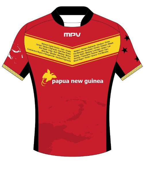 Our Independence Range - PNG43
