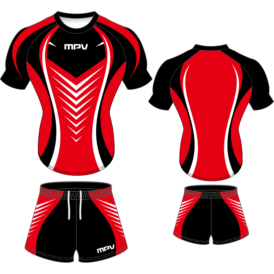 Rugby Kit #PreDesign