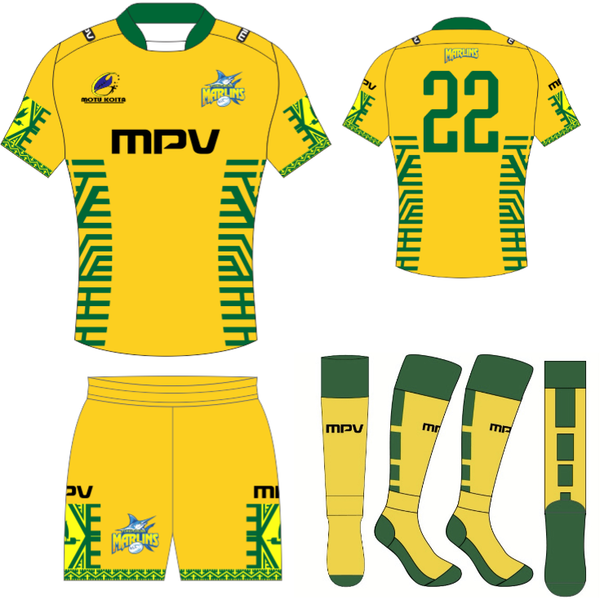 League Kit - #CultureInspired