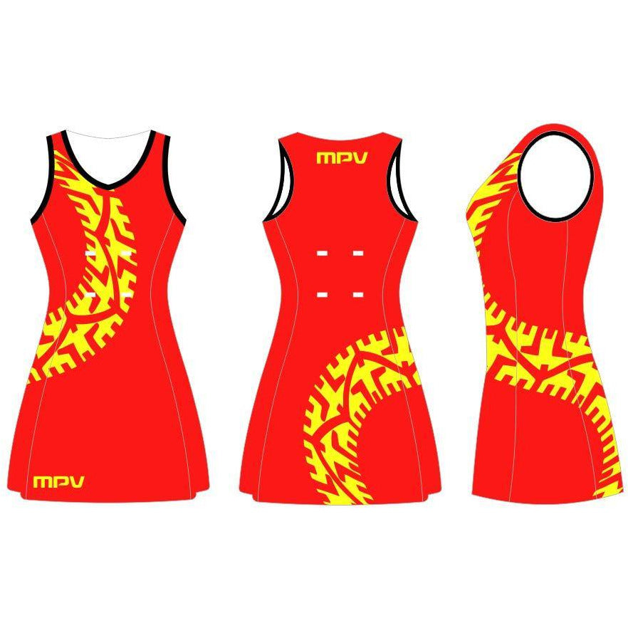 Netball Kit - #CustomDesign
