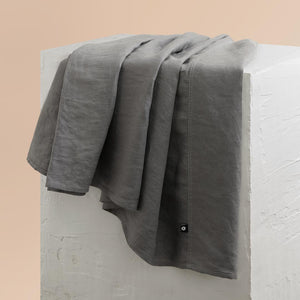 Eve Linen - Charcoal