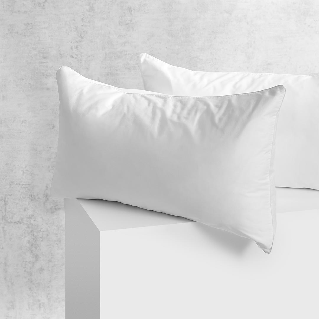 Eden Pillowcases - White