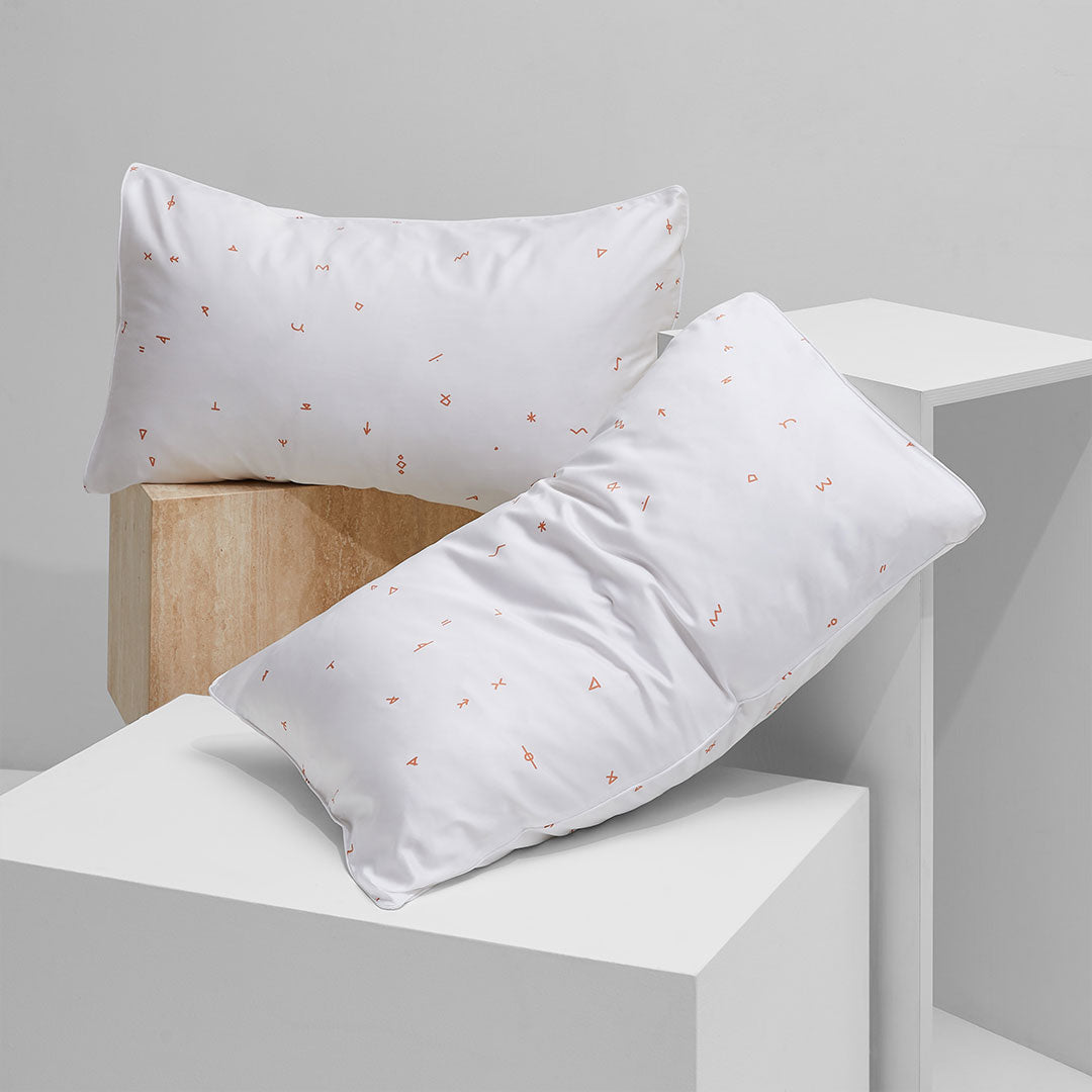 Casablanca LTD ED Pillowcases - Willow
