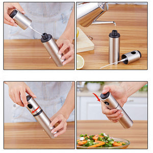 Stainless Steel Cooking Spray