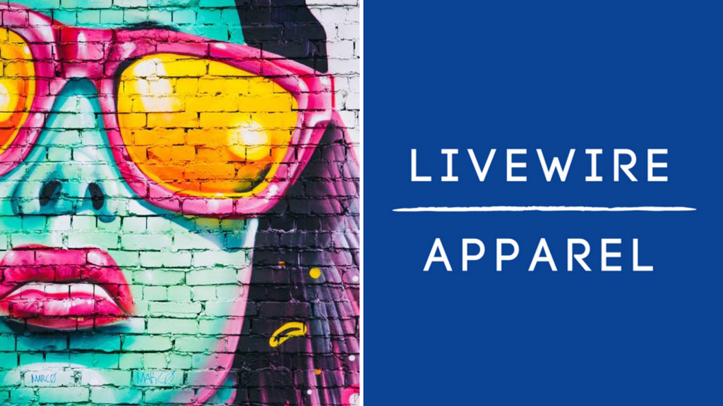 Live Wire Apparel joins Lifestyle Mecca Pop Up shopping event!