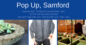 Pop Up, Samford - back for round 3!