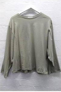 Batwing Top (Little Lies) in Sage