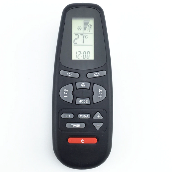 Airwell Air Conditioner Remote : RC5