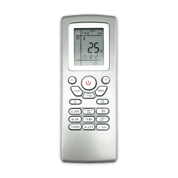 AC Remote for Delonghi Model: GR3