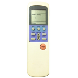 Air Conditioner Remote For Celestial - Model: TDRN