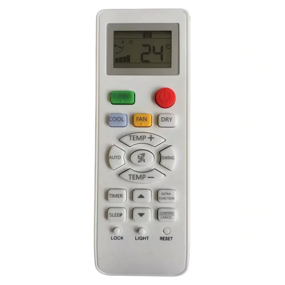 Replacement Air Conditioner Remote for Haier Model AS26 | Replacement Air Conditioner Remote for Haier Model AS26 | Australia Remotes | Haier