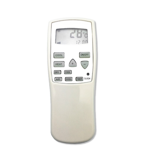 Air conditioner Remote For Heller Model : KFR
