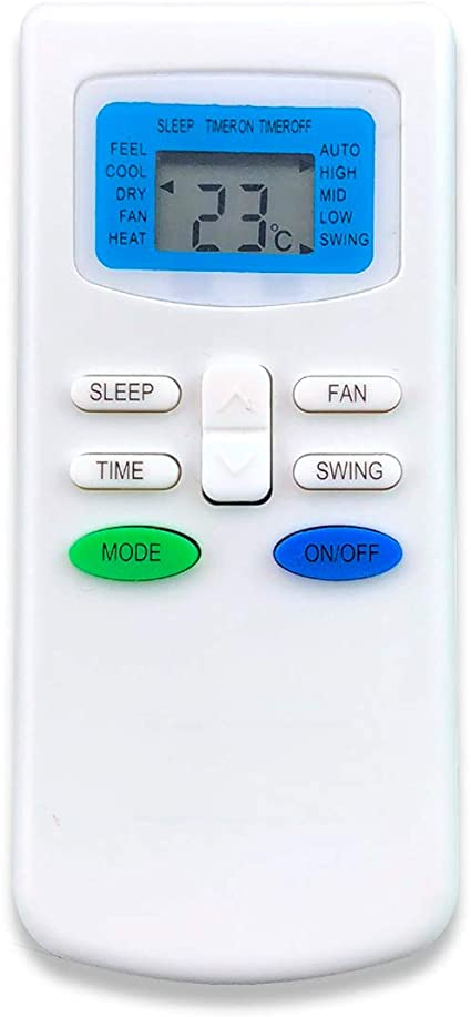 CONIA AIR CONDITIONER REMOTE