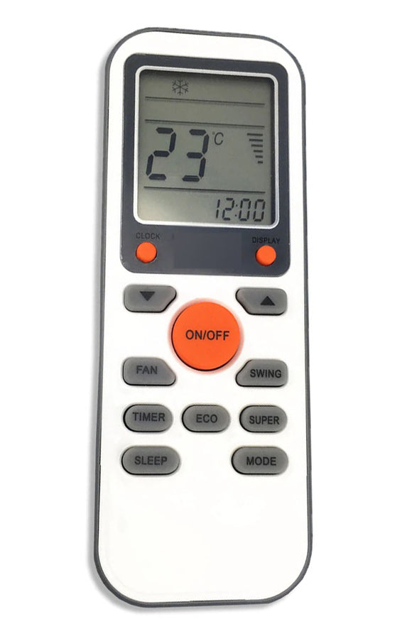 Akai Air Conditioner Remote : Model 36