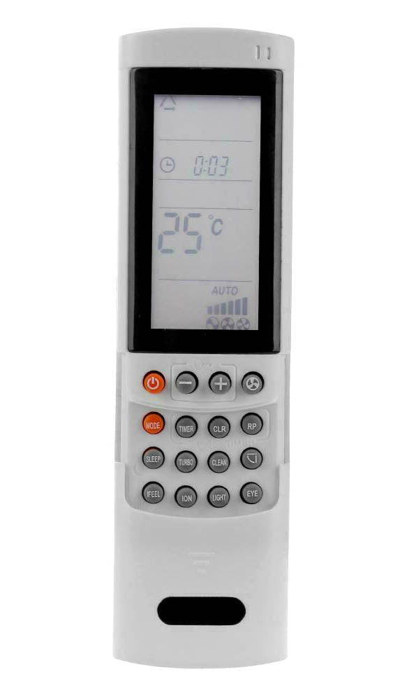 Replacement Air Conditioner Remote for Airwell  : RC08B