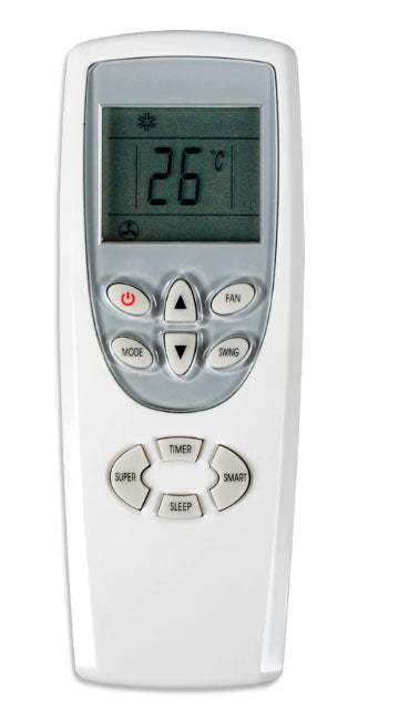 Air conditioner Remote For TECO Model : DG1