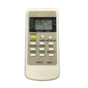 AirCond Remote For TECO Model : LS0920Y