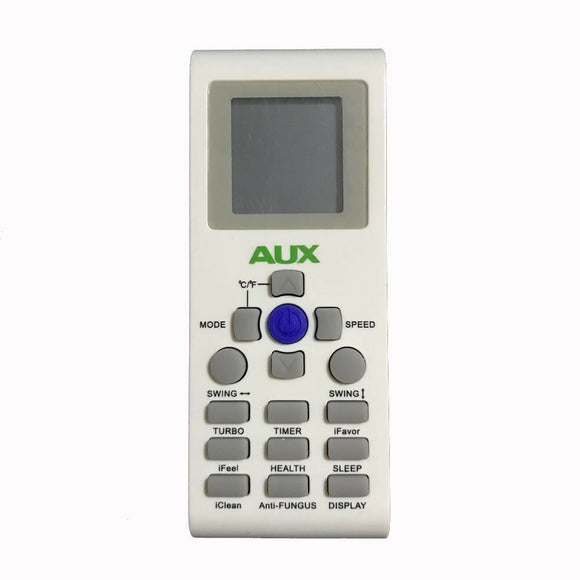 Aux Air conditioner remote YKR-P/002E & YKR-P001E Aswh24a4/eys