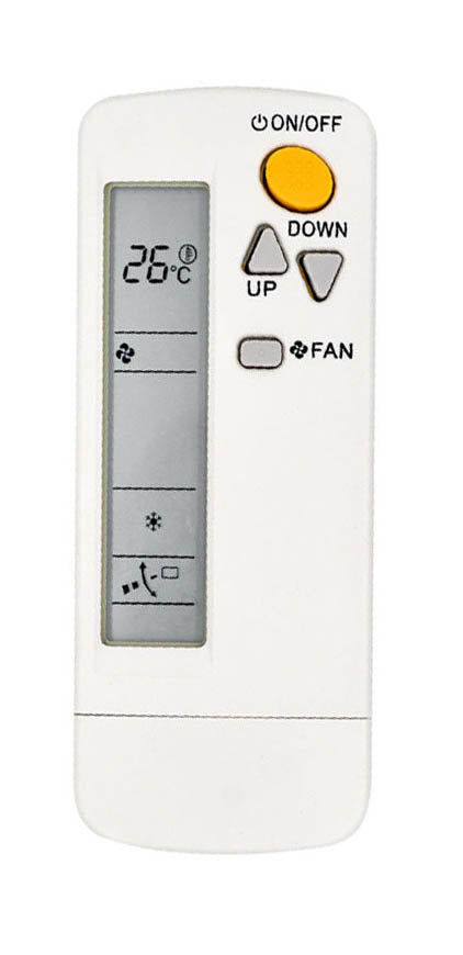 Daikin Air Conditioner Remote for BRC4C151