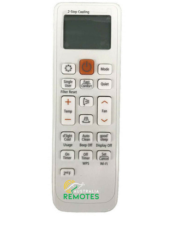 Samsung Air Conditioner  Remote DB93