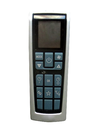 Air Conditioner Remote for Delonghi Model: PAC