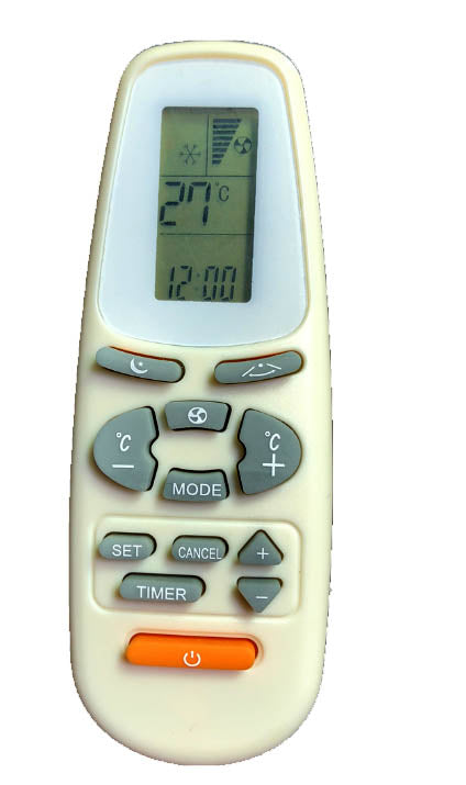 Heller ACH25 Air Conditioner Remote