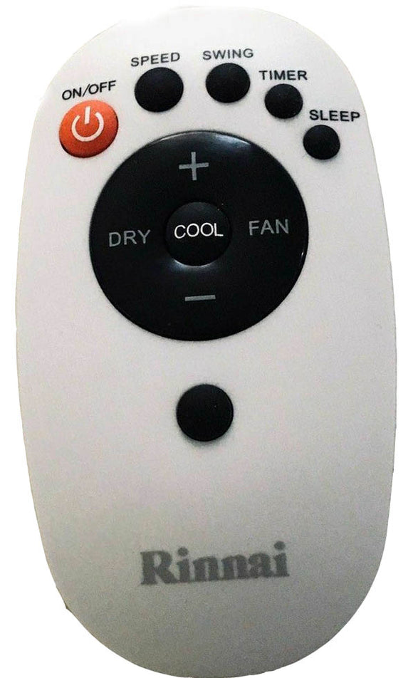 Rinnai Air Conditioner Remote