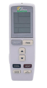 Gree yadof air conditioner remote