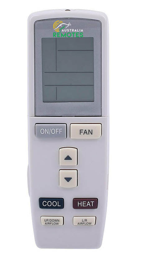 Replacement Remote for Gree  Air Conditioners Model: YADOF