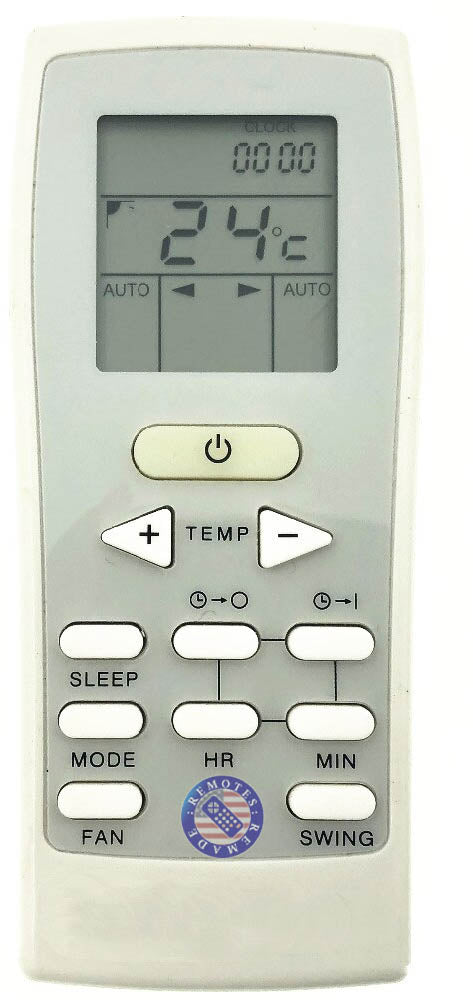York Air Con Remote