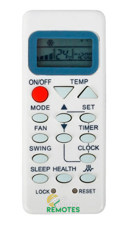 Haier Air Conditioner Remote