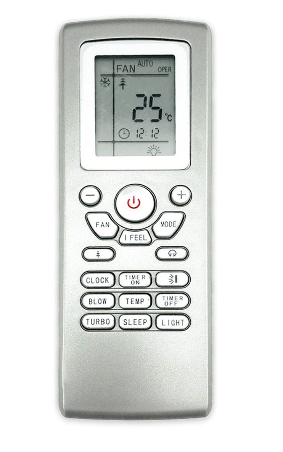 Sharp Air Conditioner Remote