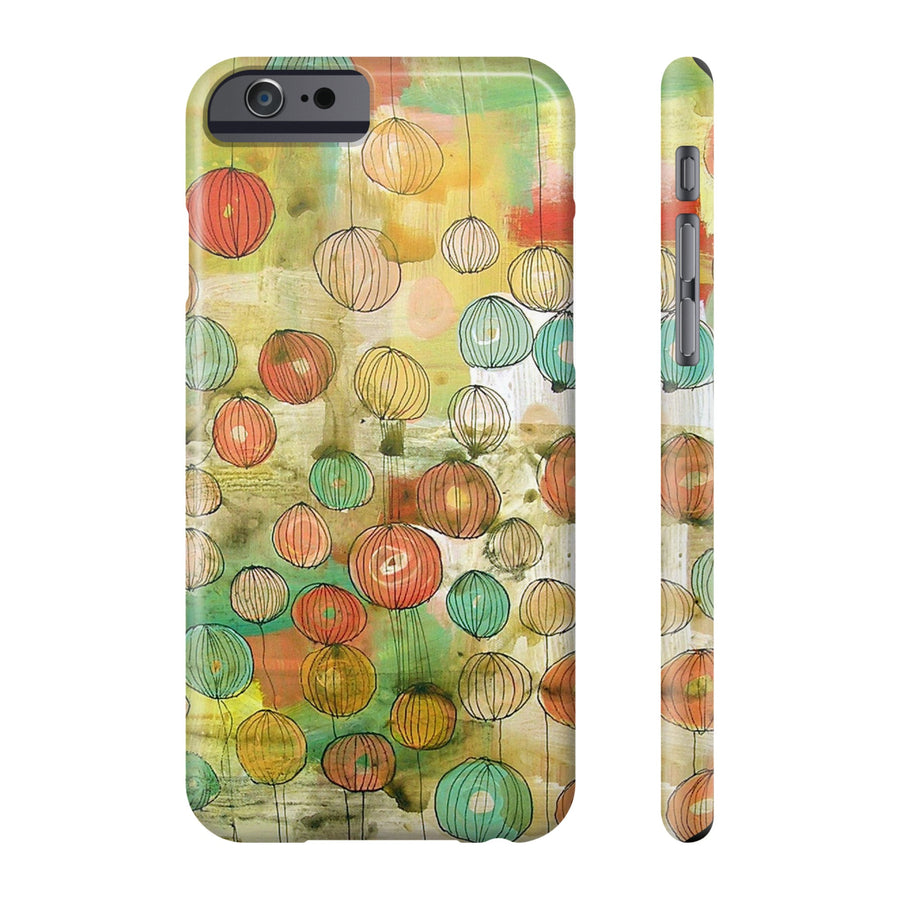 Party Pods Phone Case