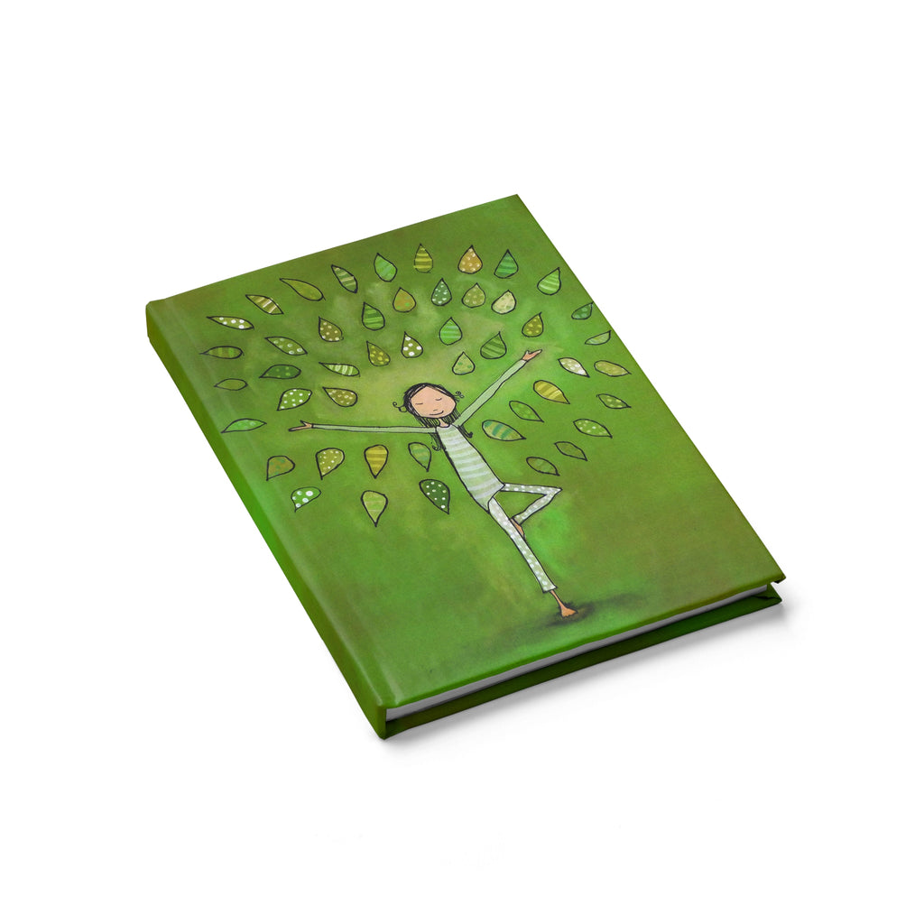 Tree Pose Journal